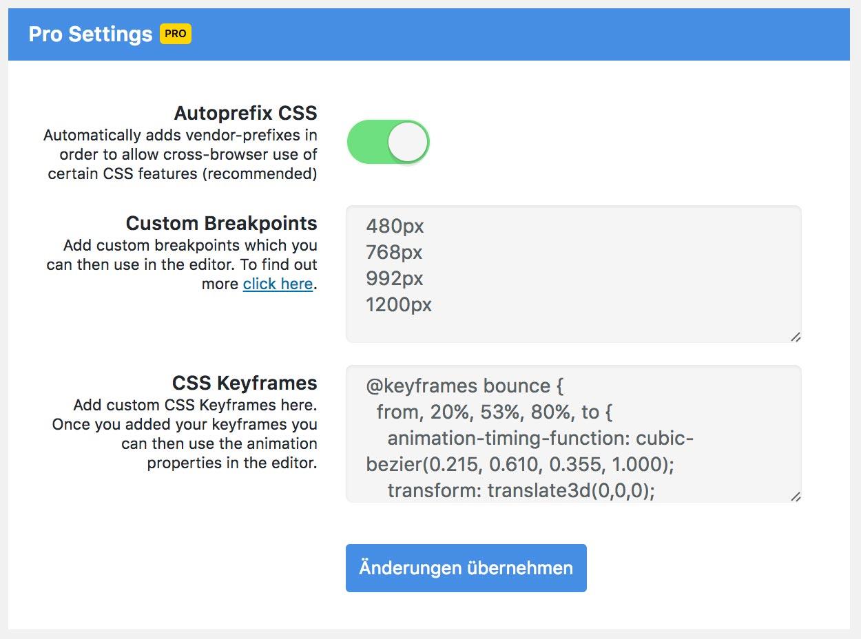 Add CSS styles to WordPress page